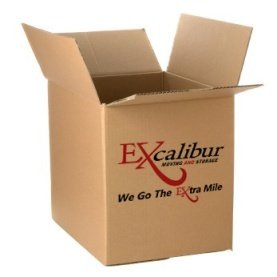 Large packing Box- Ideal for larger lightweight items.