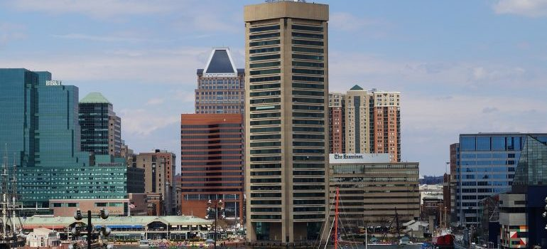 finding reliable movers in Maryland - baltimore, maryland