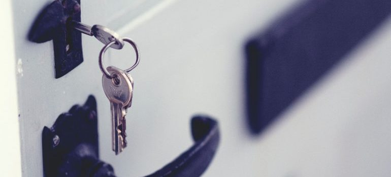 Safe doors are on top of any list of things to buy before moving into a new apartment